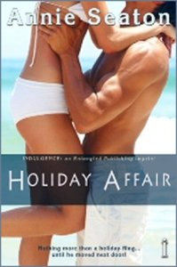 Holiday Affair by Annie Seaton-Review and Giveaway