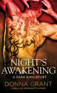 Night's Awakening by Donna Grant (Book 2 in the Dark King'sTrilogy