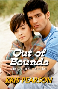 Out of Bounds by Kris Pearson Guest Blog/Review