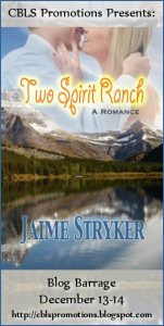 Two Spirit Ranch by Jamie Stryker – Review/Excerpt/Giveaway