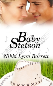 Baby Stetson by Nikki Lynn Barrett – Cover Reveal