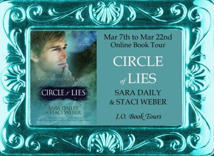Circle of Lies innovativeonlinebooktours