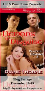 Demon by Laura DeLuca – Guest Post/Promo/Giveaway