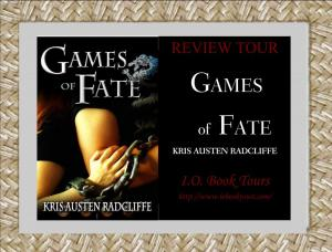 Games of Fate by Kris Austen Radcliffe – Review/Street Team Announcement