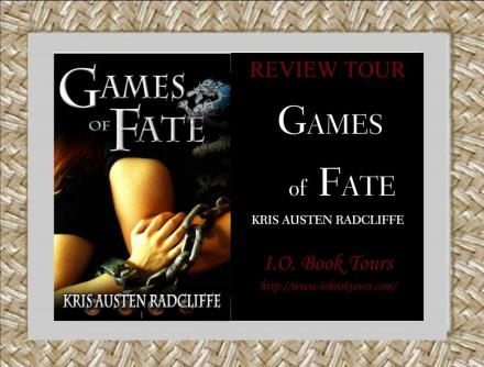 Games of Fate banner innovativeonlinebooktours