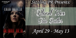 Blood Hex by Erin Butler – Review/Excerpt