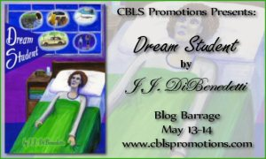 Dream Student by JJ Di Benedetto – Book Blast/Giveaway/Excerpt