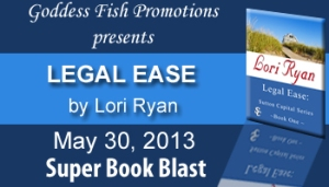 Legal Ease by Lori Ryan – Super Book Blast