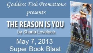 The Reason is You by Sharla Lovelace – Review/Excerpt/Giveaway