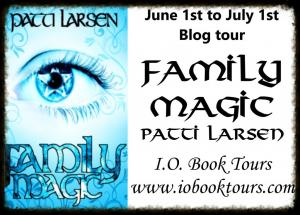 Family Magic by Patti Larson – Review/Promo/Giveaway