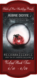 Reconaissance (Book #2 of Paradise Reclaimed) by Aubrie Dionne – Book Blast