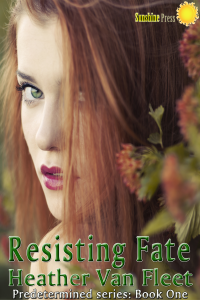 Release Day for Resisting Fate by Heather Van Fleet with Giveaway