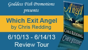 Which Exit Angel? by Chris Redding – Review/Excerpt/Giveaway
