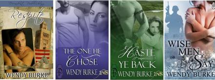 wendy burke covers