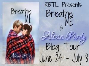 Breathe Me Blog Tour Banner