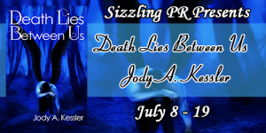 Death Lies Between Us by Jody A. Kessler - Banner