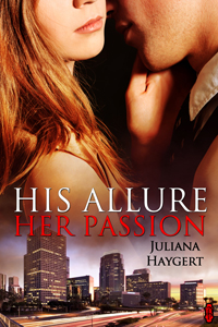 His Allure, Her Passion by Juliana Haygert – Interview/Exerpt/Giveaway