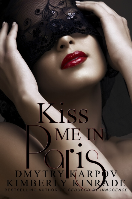 Kiss Me in Paris - Alternate Cover Bestseller 7