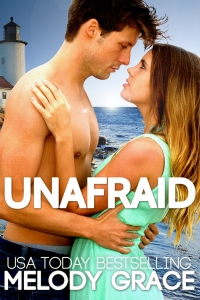 Cover Reveal for Unafraid by Melody Grace
