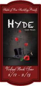 Hyde (Book #3, Dark Musicials) by Laura DeLuca – Giveaway/Excerpt