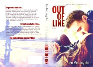 Cover Reveal and Contest for Out of Line by Jen McLaughlin