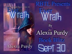 Ever Wrath by Alexia Purdy BookBlitz