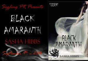 Black Amaranth - Sasha Hibbs Banner 2