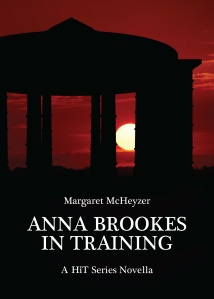 Cover Reveal for Margaret McHeyzer's Anna Brookes in Training