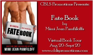 Review of Fate Book by Mimi Jean Pamfiloff w/giveaway