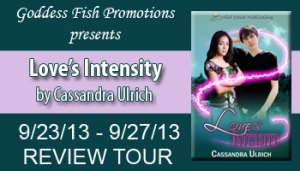 Review of Love's Intensity by Cassandra Ulrich