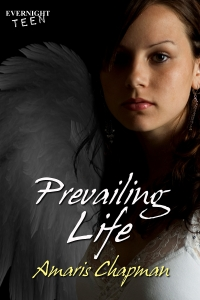 Author Interview of Amaris Chapman featuring Prevailing Life