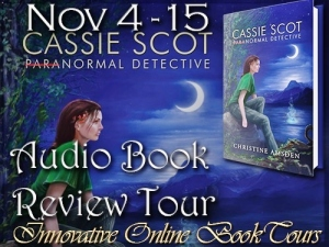 Review of Cassie Scot Paranormal Detective by Christine Amsden