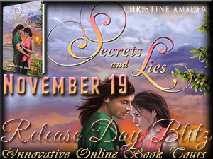 Review of Secrets & Lies (book #2 in the Cassie Scot Mystery series) by Christine Amsden