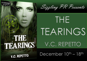 The Tearings - V.C. Repetto - Banner