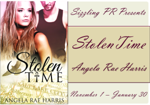 Review and Giveaway of Stolen Time by Angela RaeHarris