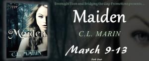 Maiden Tour Banner