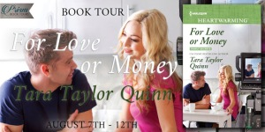 Review of For Love or Money (Family Secrets #1) by Tara Taylor Quinn w/a rafflecopter giveaway!  #HarlequinMyRewards @PrismBookTours @HarlequinBooks @tarataylorquinn #FreeBook